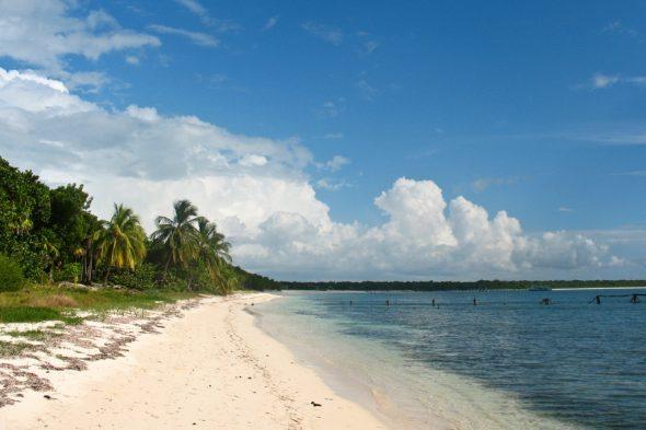 Punta Francés auf der Isla de la Juventud