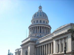 Kapitol in Havanna, Kuba