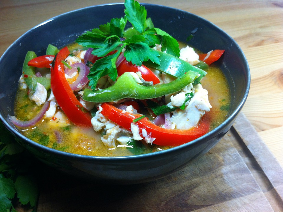 Original-Rezept: Moqueca de Peixe – Fisch-Suppe aus Brasilien