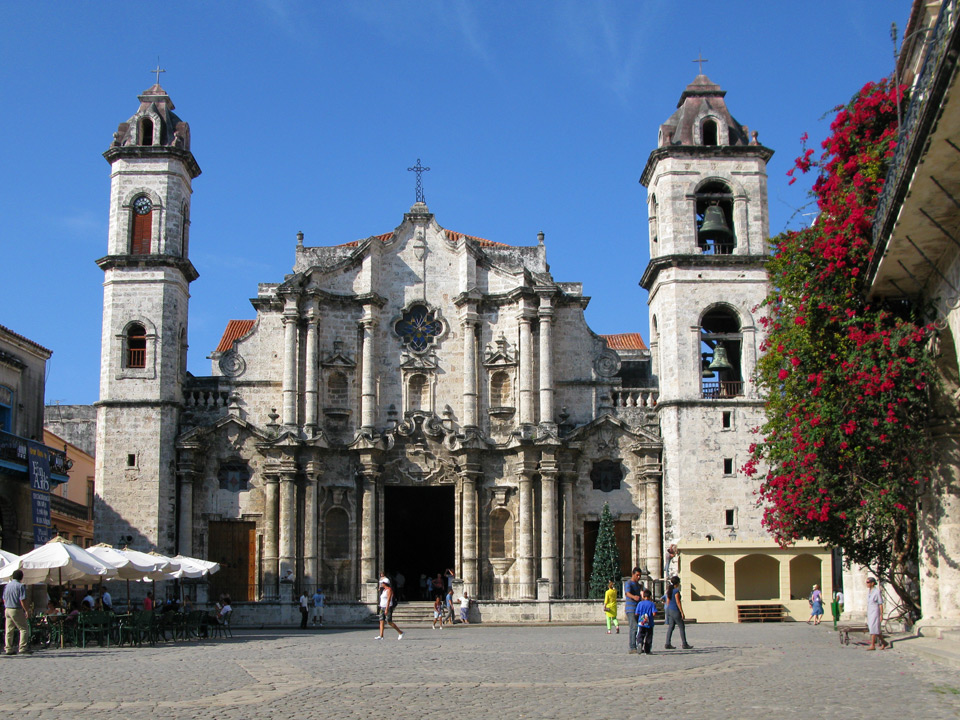 Plaza de la Catedral, Havanna
