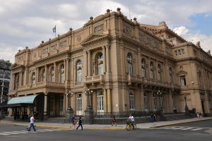 Kolumbus-Theater in Buenos Aires