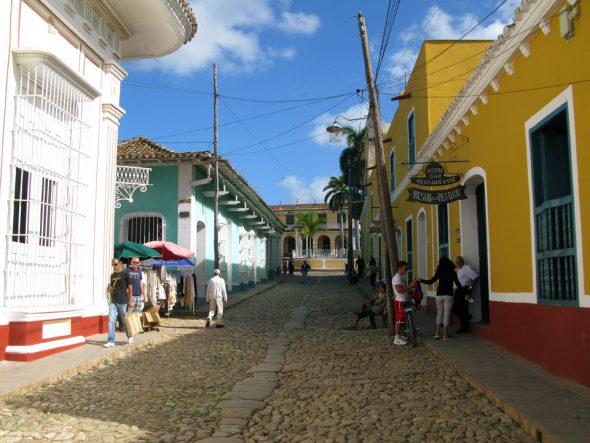 Koloniale Stadt Trinidad, Kuba