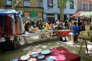 Feria de Tristán Narjavo