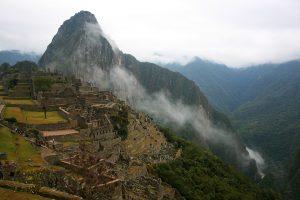 Machu Picchu, Urubamba-Tal