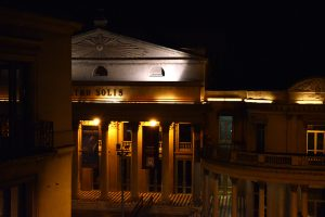 Theater in Montevideo