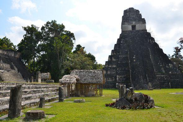 Tikal – Ruine in Guatemala