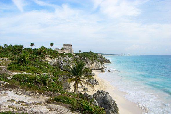 Tulum, Yucatán, Mexiko