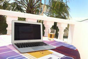 Webworking auf Lanzarote