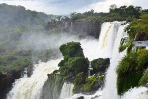 Wasserfälle von Iguazú in Argentinien