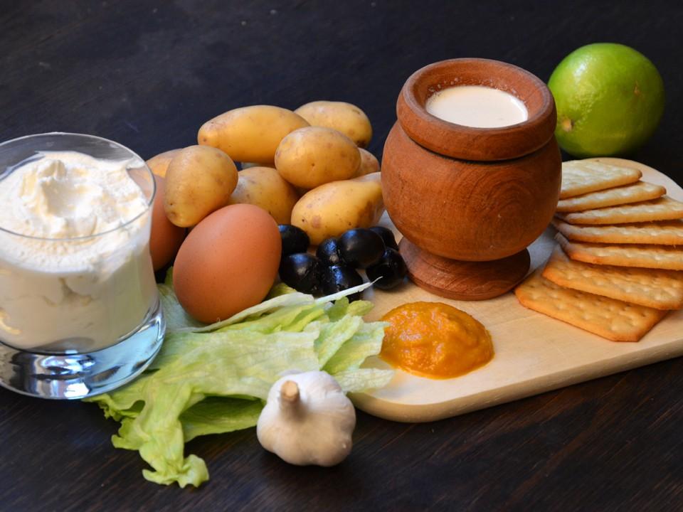 Papa a la Huancaína – Peruanisches Original-Rezept der beliebten Vorspeise