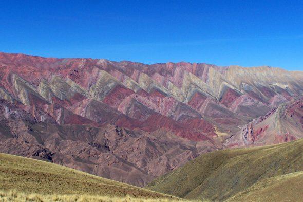 Quebrada de Humahuaca, Argentinien