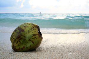 Traumstrand auf der Barú-Halbinsel