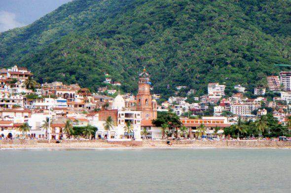 Strand, Stadt – Puerto Vallarta