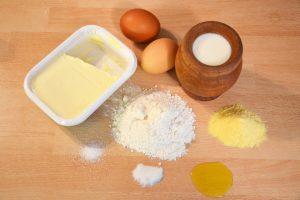 Zutaten für Empanadas-Teig