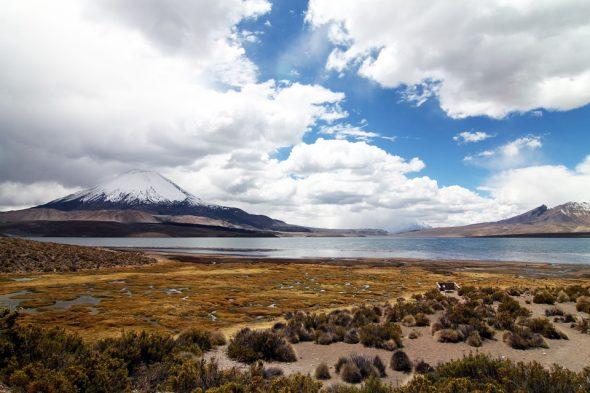 Parque Nacional Lauca, Chile