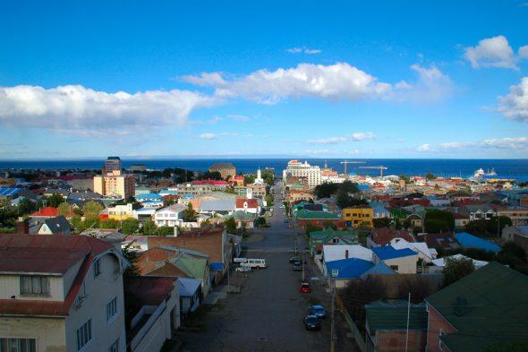 Südlichste Stadt Punta Arenas