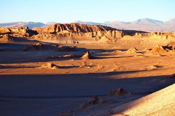 Valle de la Luna, Atacama-Wüste