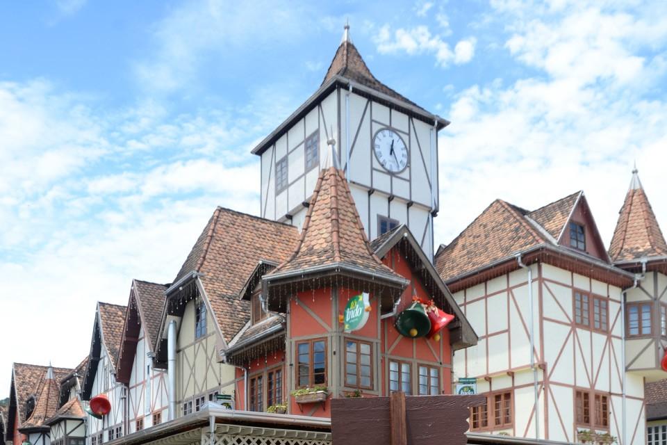 Deutsche Stadt Blumenau & das Europäische Tal in Brasilien