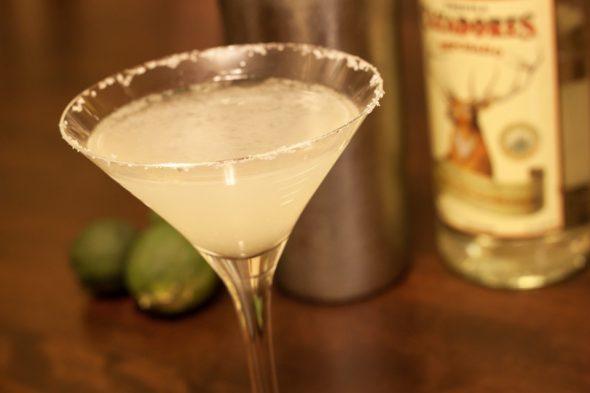 Cocktail Margarita aus Mexiko