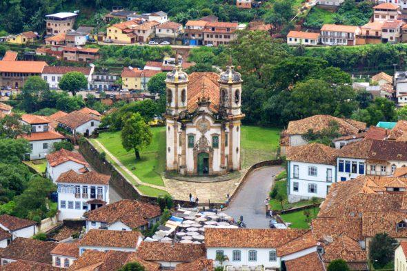 Koloniales Ouro Preto