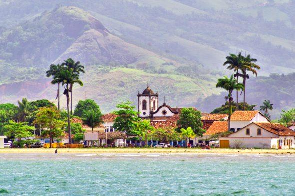 Paraty – Kolonialstadt in Brasilien