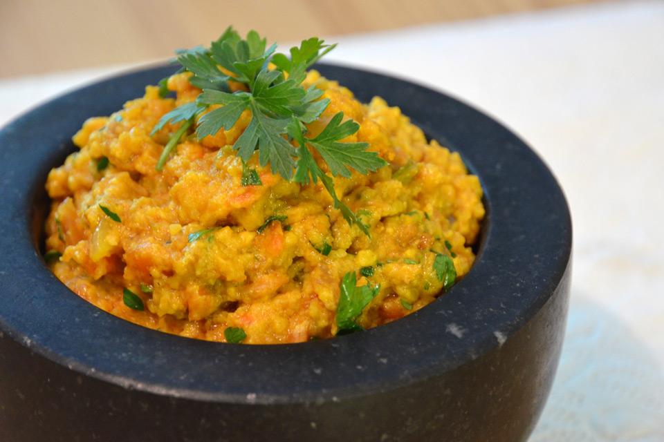 Vatapá – Original-Rezept des afrobrasilianischen Gerichts