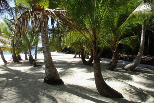Kleine Isla Coibita / Ranchería