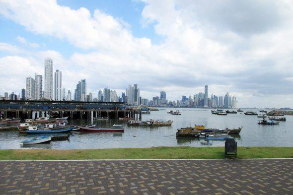Skyline von Panama-Stadt