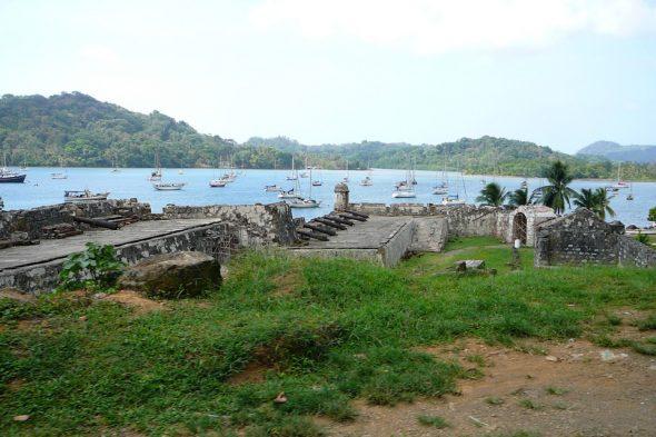 Festungen in Portobelo, Panama