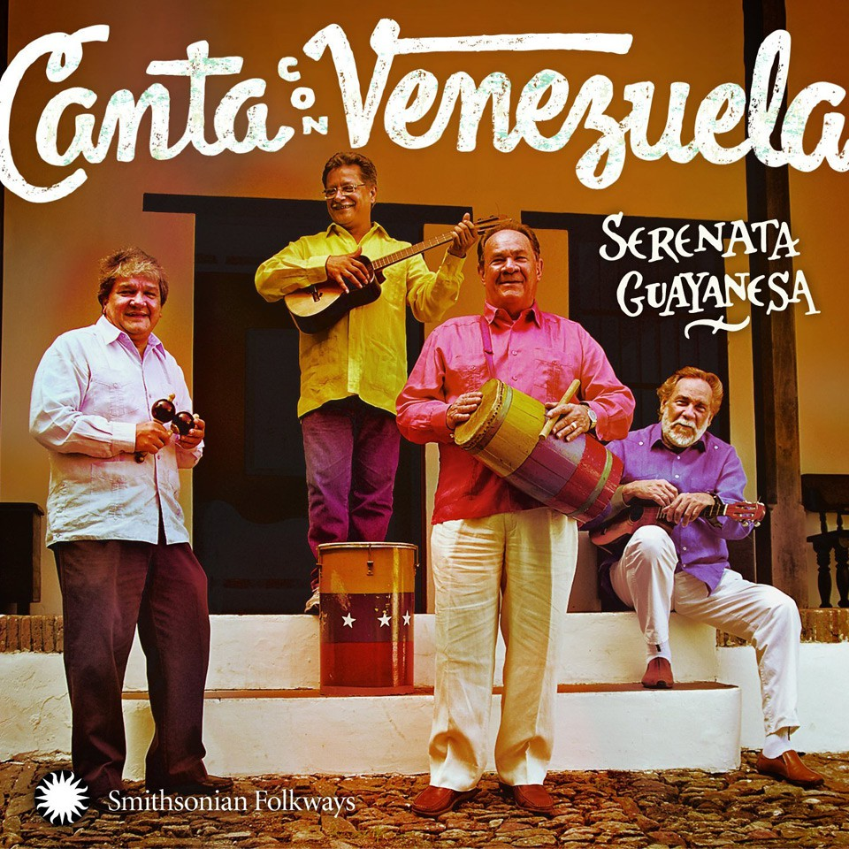 Latin Music News #3 – Amabis, Candido, Groundation & Serenata Guayanesa