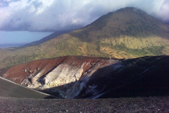 Cerro Negro, Vulkan in Nicaragua