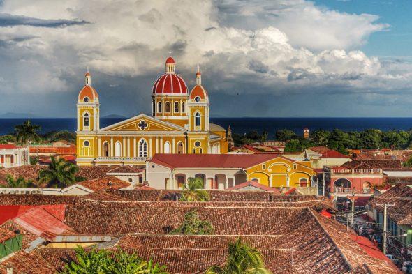 Altstadt von Granada, Nicaragua