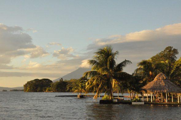 Insel Ometepe im Nicaragua-See