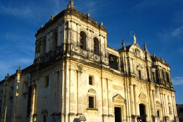 Die größte Kathedrale Zentralamerikas