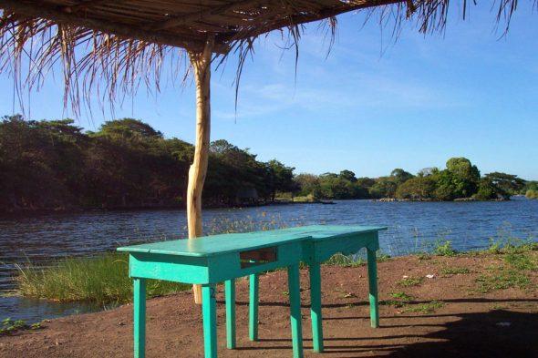 Las Isletas in Nicaragua