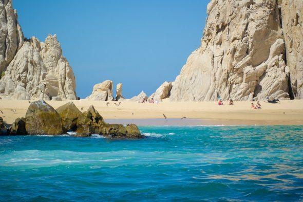 Playa Pelican bei Cabo San Lucas in Mexiko