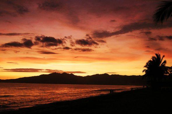 Sonnenuntergang – Nuevo Vallarta