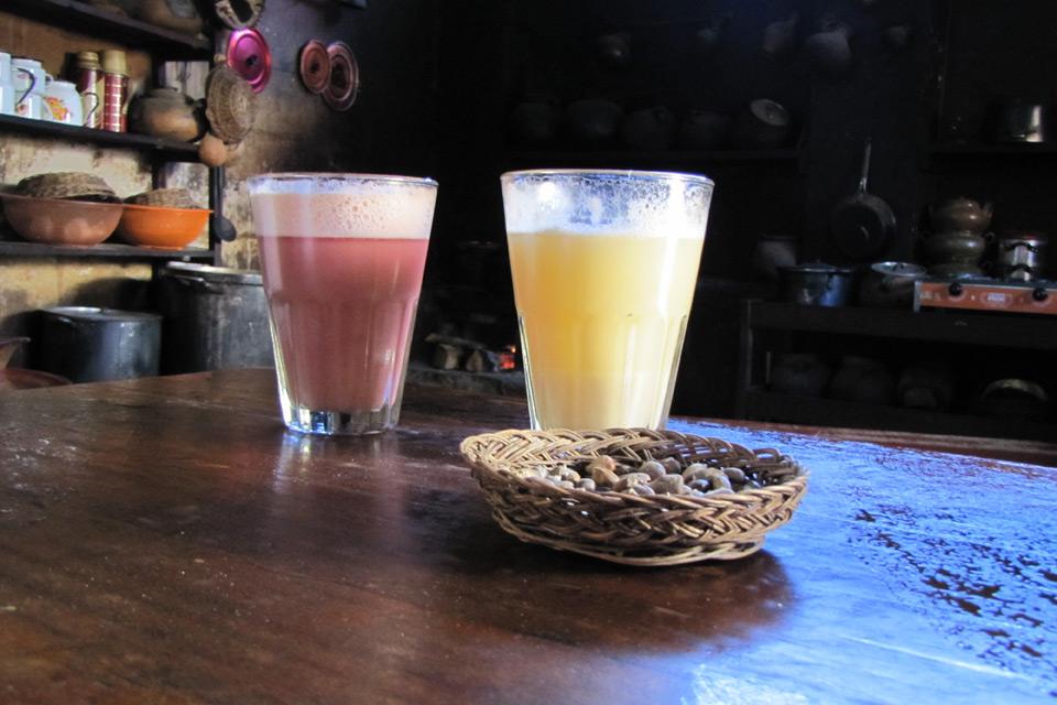 Typische peruanische Getränke – Pisco, Chicha, Kola und Mate
