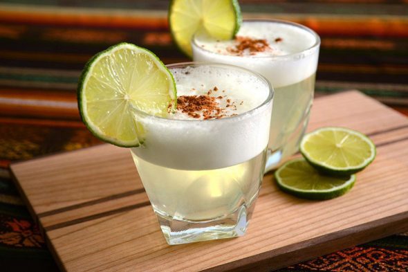 Pisco Sour – Nationalgetränk aus Peru