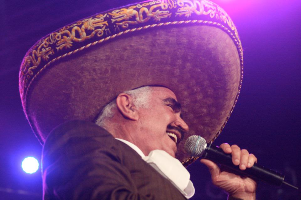 """Klassiker-Alben aus Lateinamerika: Vicente Fernandez – """"El Charro Mexicano"""""""