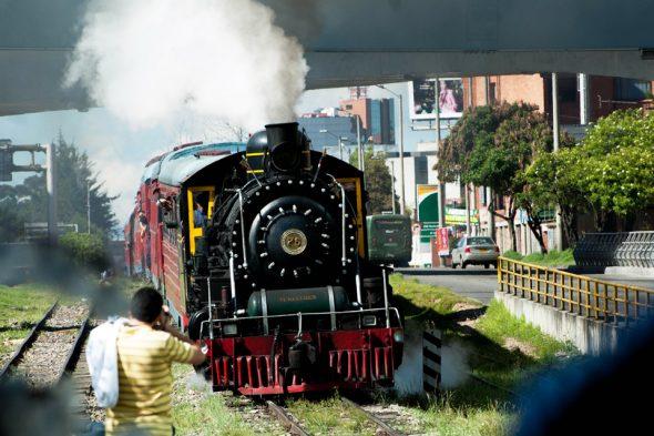 Tren De La Sabana, Kolumbien