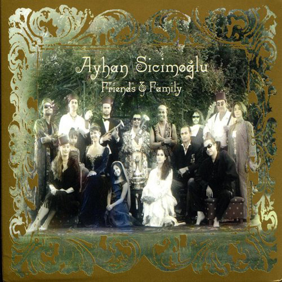 "Klassiker-Album der Latin Music: Ayhan Sicimoglu – ""Friends & Family"""
