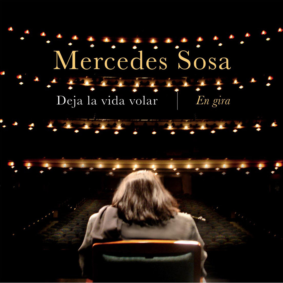 "Folklore-Musik aus Argentinien: Mercedes Sosa – ""Deja La Vida Volar"""