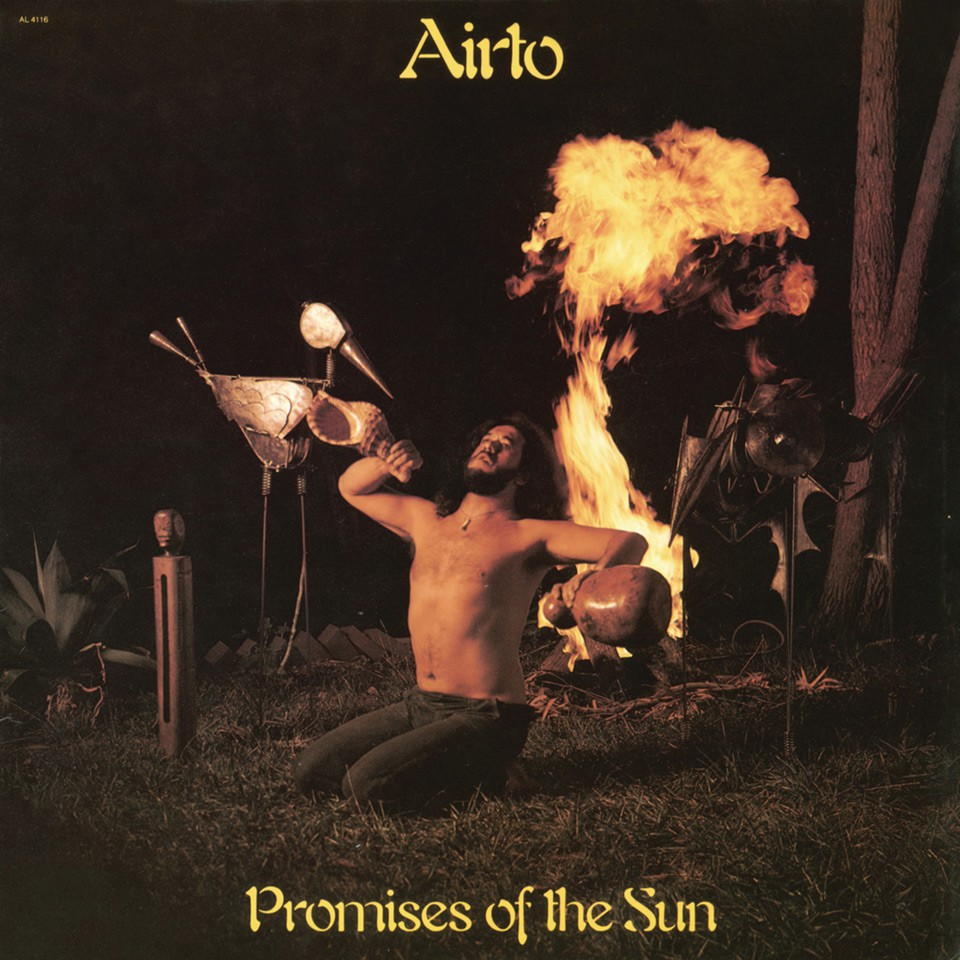 "Perkussion aus Brasilien: Airto Moreira – ""Promises Of The Sun"""