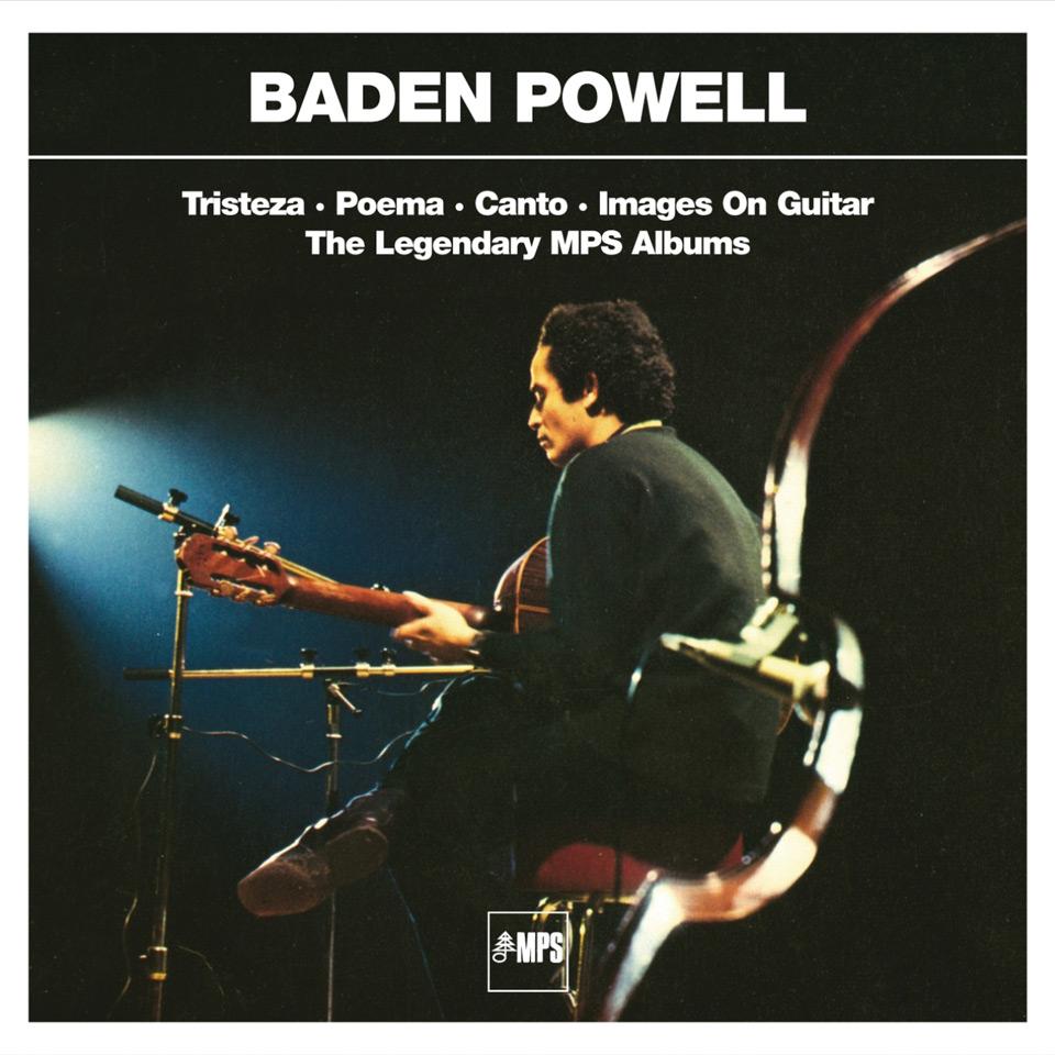 "Klassiker: Baden Powell – ""Tristeza"" / ""Poema"" / ""Canto"" / ""Images On Guitar"""