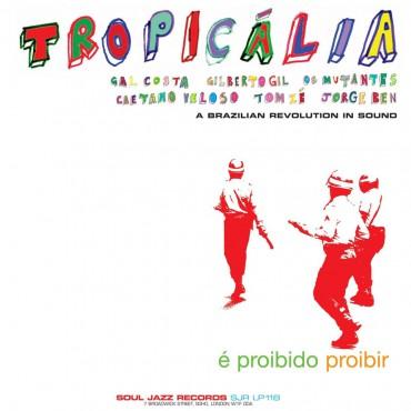 Tropicália– Eine musikalische Revolution in Brasilien