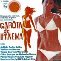 """""""Garota De Ipanema"""" von Antonio Carlos Jobim & Vinicius de Moraes"""