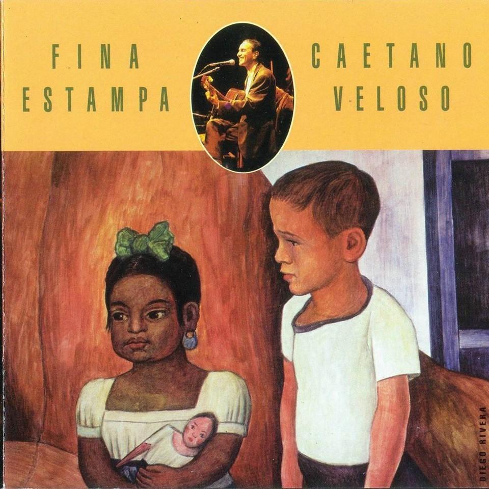 "Caetano Veloso – ""Fina Estampa Ao Vivo"""