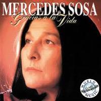 """Gracias A La Vida"" von Mercedes Sosa"