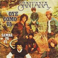 """Oye Como Va"" von Santana"